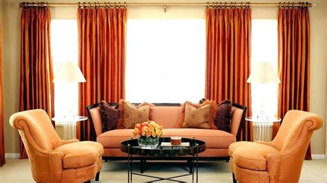 Brown Red And Orange Home Decor Chocolate Living Room
