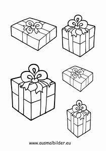 Ausmalbilder Geschenke Weihnachten Malvorlagen