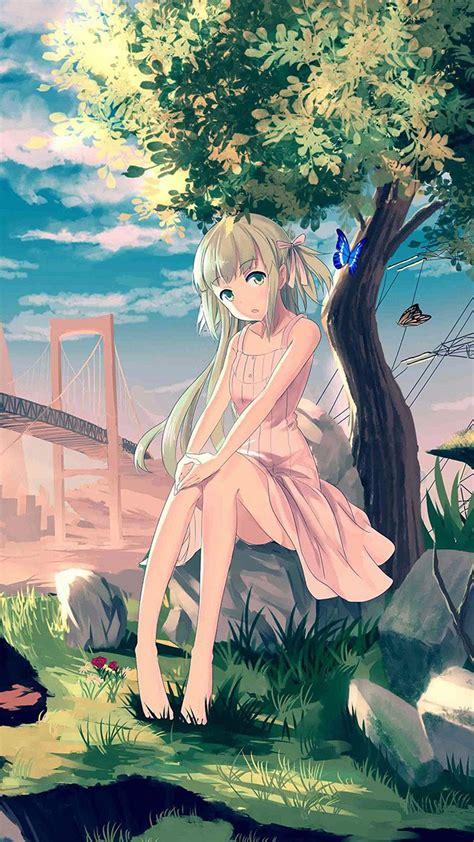 cute anime girl wallpaper wallpaper sazum cute anime