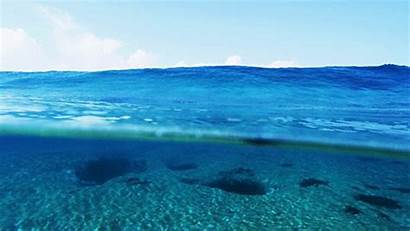 Ocean Animated Water Waves Gifs Wave Nature