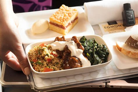premium cuisine cuisine and wine onboard your flight experience air