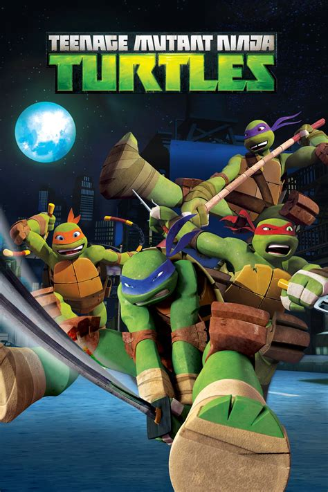 teenage mutant ninja turtles staffel tv serie