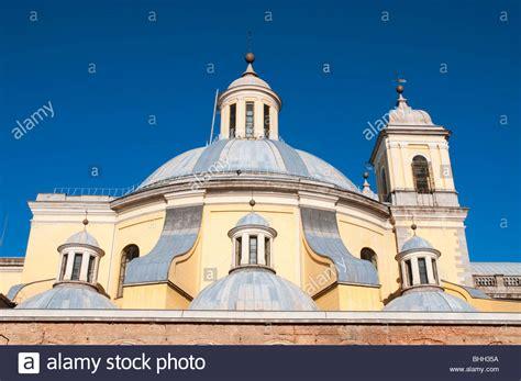 Cupola Sf by San Francisco El Grande Basilica Stock Photos San