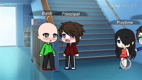 Baldi Principal Playtime Bully Part Youtube