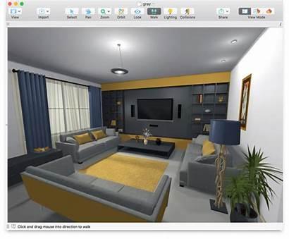Software Rendering Interior Floor Plan Mac Advanced