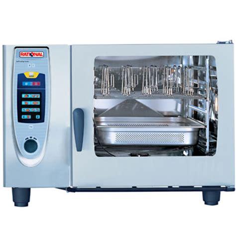 rational cuisine rational sccwe61e combi steamer self cooking center combi ovens zesco com