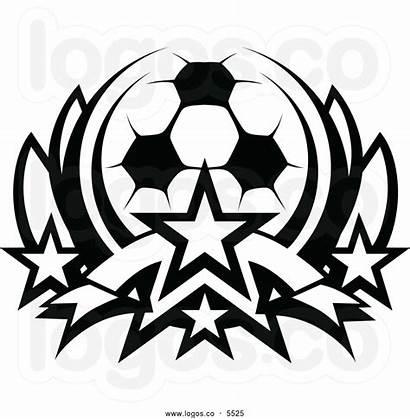 Soccer Clipart Logos Ball Player Football Crest