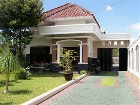 gambar rumah bagus  cantik rumah minimalis