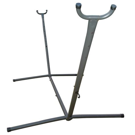 Universal Hammock Stand by Vivere 9 Ft Steel Universal Hammock Stand In Charcoal