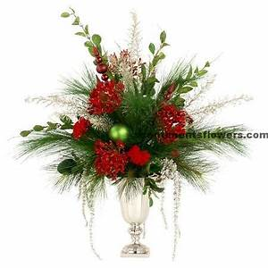 Amazing Christmas Flower Arrangement Ideas Flower