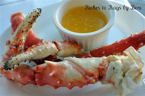 how to cook king crab legs riches to rags by dori classic king crab legs