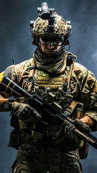 Soldier Military Contoh Gun Warrior Machine Sebutkan