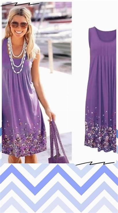 Casual Loose Dresses Short Colors Boho Slim