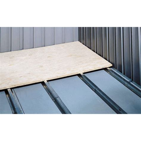 arrow floor frame kit for yardsaver sheds shelter canopy