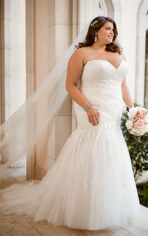 lace wedding dresses form fitting  size lace wedding