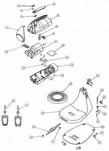 Sunbeam 2366 Parts List And Diagram   Ereplacementparts Com