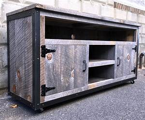picture 37 of 38 reclaimed tv stand lovely hand made With barn board tv stand