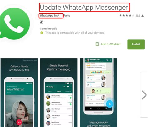 whatsapp apps on play an analysis by heal security labs