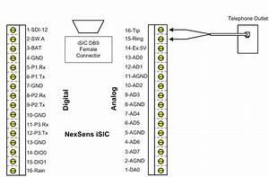 2100-isic Analog Phone Line