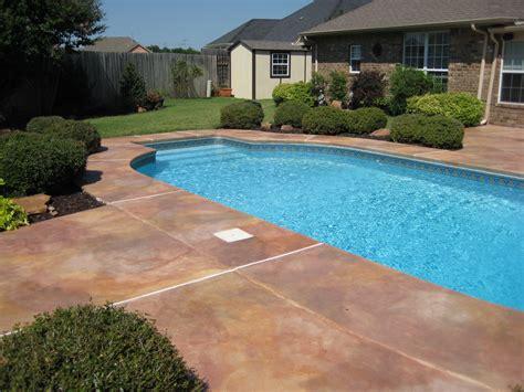 Concrete Pool Decks