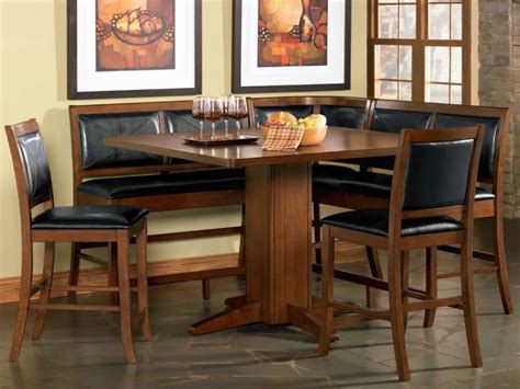 kitchen tables  chairs sets breakfast corner