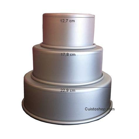 moules cercles caissettes gt moules rigides toutes les formes gt lot de 3 moules pi 232 ce mont 233 e