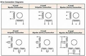 Wiring Diagram Of Stepper Motor
