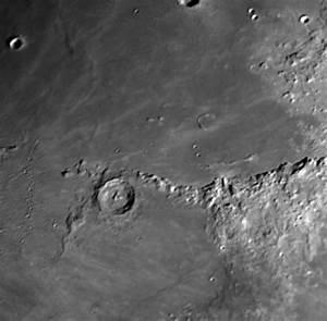 Eratosthenes Crater | AstroPhoto