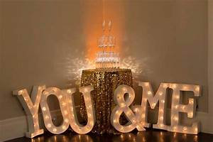 inspiration marquee letter signs ultrapom wedding and With love marquee letters for rent