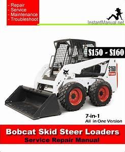 57 Best Bobcat Skid Steer Loader Service Manual Pdf Images On Pinterest