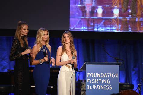 foundation fighting blindness magdalena frackowiak photos foundation fighting