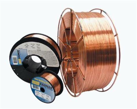 """Airgas - RAD64004011 - .035"""" ER70S-6 Radnor® Carbon Steel ..."""