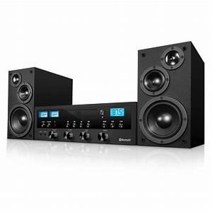 Cd 50 Phone Bluetooth : innovative technology 50 watt classic cd stereo with ~ Kayakingforconservation.com Haus und Dekorationen