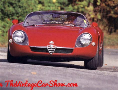 Alfa Romeo Cobra : The Vintage Car Show