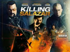 Killing Salazar  2016  Trailer     ManlyMovie  Steven Seagal 2017 Movies