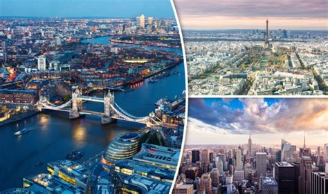 Pwc Poll London Named Best City In The World For Quality