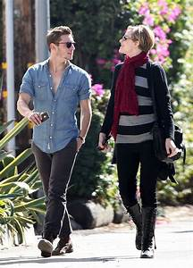 Photos : Jamie Bell et Evan Rachel Wood : promenade ...
