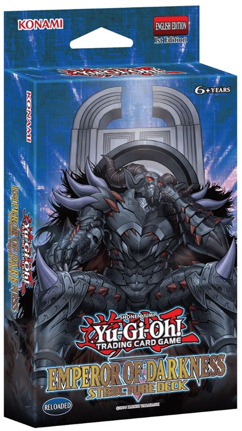 structure deck yugioh yu gi oh decks emperor darkness cards card outlet super portal ygo value total sealed wikia prices