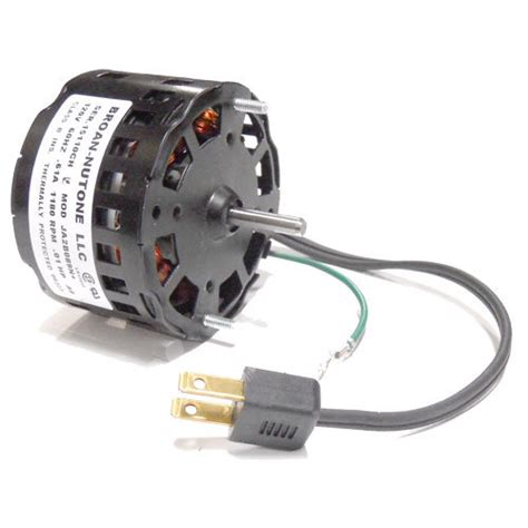 nutone fan motor 1180 rpm 120 v