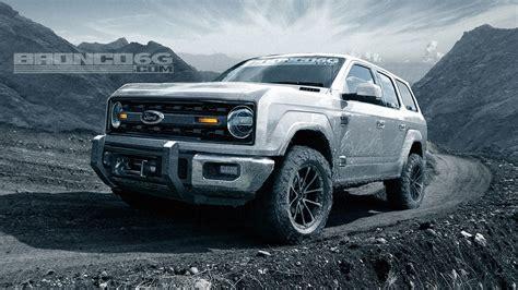 ford bronco    doors   hp