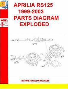 Aprilia Rs125 1999-2003 Parts Diagram Exploded