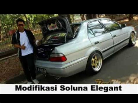 Soluna Modifikasi Kit by Modifikasi Toyota Soluna