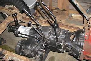 Willys Jeep Transmission