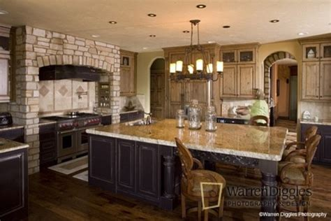 kitchen island designs with seating photos tuscan kitchen mediterranean kitchen other metro