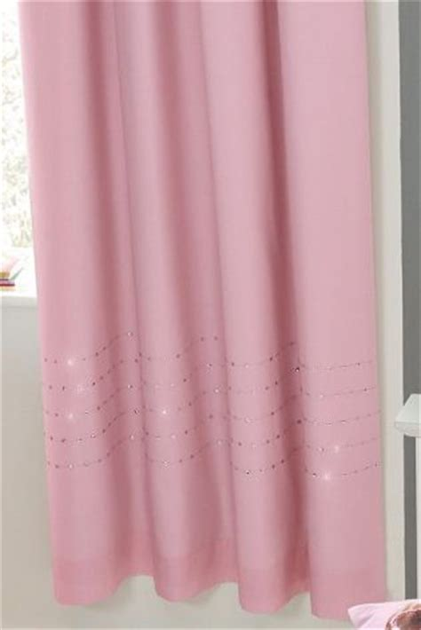buy light pink sequin pencil pleat blackout curtains from