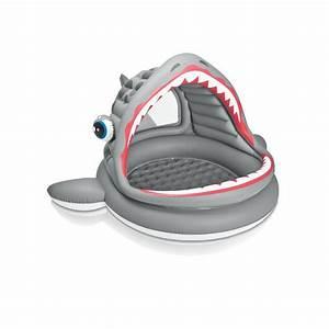 Filtre Intex S1 : piscinette gonflable avec pare soleil requin intex 2 ans ~ Melissatoandfro.com Idées de Décoration