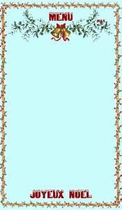 Modele De Menu A Imprimer Gratuit : cartes menu etiquettes no l 1 ~ Melissatoandfro.com Idées de Décoration