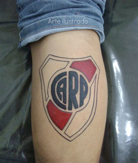 Tatuajes De River Plate Escudo Foto Bugil2017