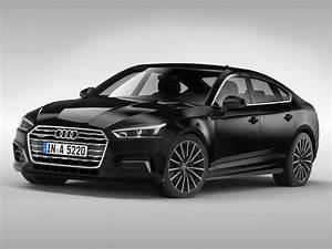 Audi A5 2017 Preis : 3d audi a5 sportback 2017 cgtrader ~ Jslefanu.com Haus und Dekorationen