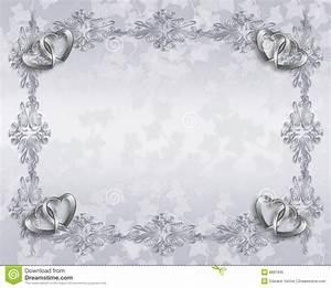 Wedding invitation elegant border 9891635jpg 1300x1130 for Wedding invitation cards photo frame